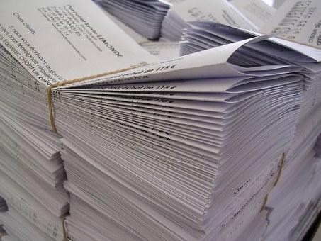offsetowy druk folderów w Krakowie