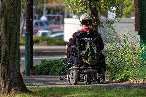 Skutery dla inwalidów do jazdy po różnym podłożu