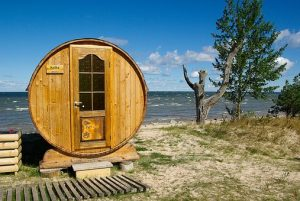 Poziom komfortu i zabudowanie kabiny działającej na podczerwień