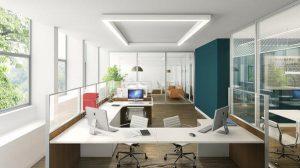 Organizacja przestrzeni biurowej