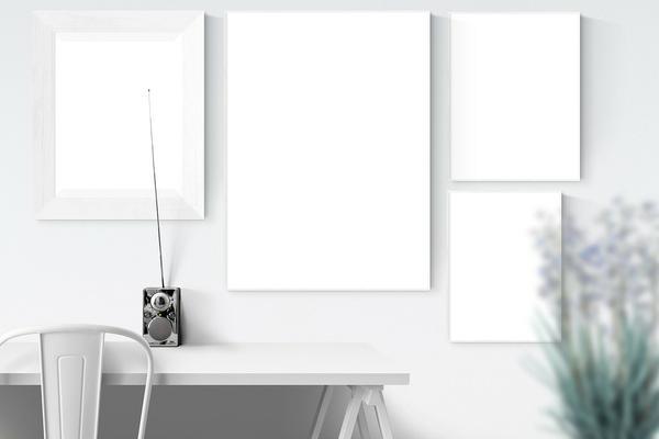Wygodnie umieścić plakat na stojaku