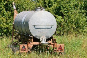 Zakup zbiornika na wodę z deszczu
