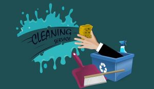 Posprzątaj dom za pomocą mopa york presige