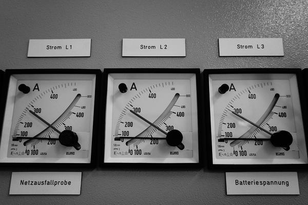 Sieć elektryczna i jej podstawowe parametry