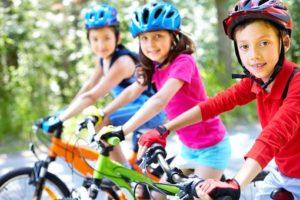 Bogata oferta rowerów dla dzieci w sklepach