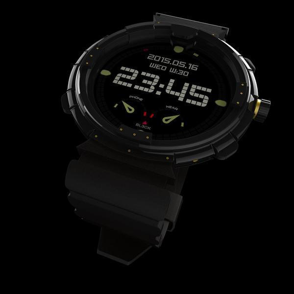 Read more about the article Wielozadaniowy zegarek wojskowy