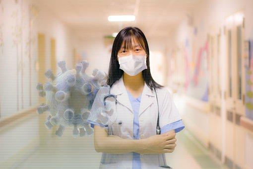 Read more about the article Damskie bluzy dla personelu medycznego